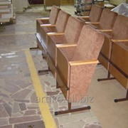 Кресло секционное для зала совещаний и конференцзалов С1 фото