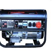 Бензогенератор Magnum LT 8000B-3 фото