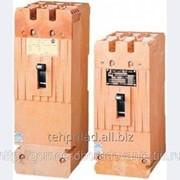 Автоматические выключатели А3726ФУЗ 250 А фото