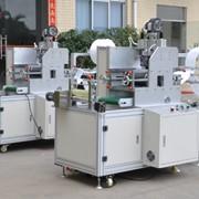 Оборудование для производства плоских противоаэрозольных фильтров фото