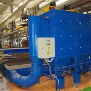 Фильтровальная установка для установок плазменной и газовой резки фото