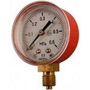 Манометр газовый 0-0,6МПа фото