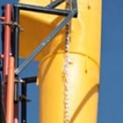 Мусоропровод строительный фото
