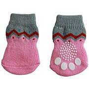 Носки для собак S006 размер М фото