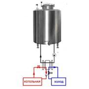 Резервуар универсальный автоматизированный (нагрев, охлаждение) фото