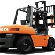 Автопогрузчики вилочные Toyota 5FD фото
