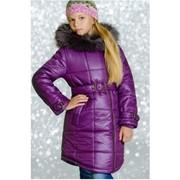 Пальто для девочки младшего школьного возраста фото