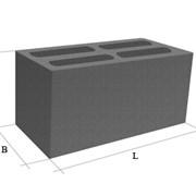 Керамзитобетонные блоки Rosser фото