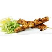 Доставка горячих блюд - Шашлычки куриные 120/20/20 гр. фото