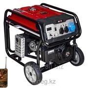 Электрогенератор бензиновый Senci SC9000-II фото