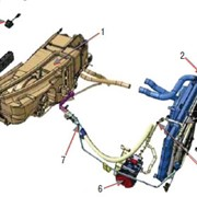 Инсталляция систем кондиционирования и осушения воздуха фото