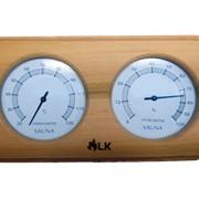 Термогигрометр для бани LK арт.207 фото