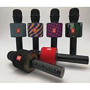 Беспроводной караоке микрофон V8 фото