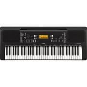 Yamaha PSR-E363 синтезатор с автоаккомпанементом, 61 клавиша, 48 полифония, 574 тебра, 165 стилей фото