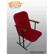 Кресла театральные Лира фото