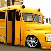 Автобусы в Уральске фото