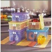 Посуда пластиковая для холодильника фото
