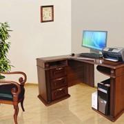 Стол компьютерный №1 фото