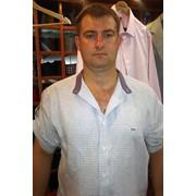 Рубашка мужчкая в стиле Casual p13 фото