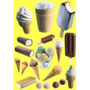Мороженое плодово-ягодное фото