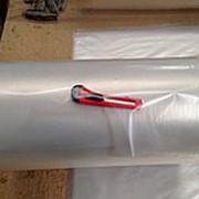 Пленка полиэтиленовая рукав, некондиционный первичный ПЭВД фото