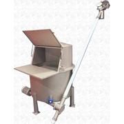 Бункер-раздатчик (распределитель) сыпучих продуктов фото