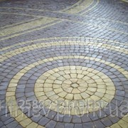 Тротуарная плитка Римский Камень фото