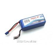 Аккумулятор Pulsar Li-pol 22.2V 10000mAh, 25C, 6s1p, EC5 фото
