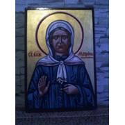Икона Св.блж. Матроны Московской фото