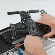 Услуги по ремонту ноутбуков всех производителей фото