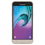 Мобильный телефон Samsung SM-J320H (Galaxy J3 2016 Duos) Gold (SM-J320HZDDSEK) фото