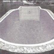 RILAX - бассейн c римскими ступенями фото
