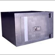 Мебельный сейф встраиваемый фотография