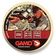 Пули пнев GAMO Pro-Hunter 4.5мм 250шт фото