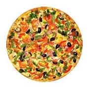 Доставка пиццы - Веджетариано фото