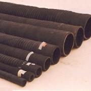 Рукава напорные резиновые с тканевым каркасом обмоточной конструкции фото