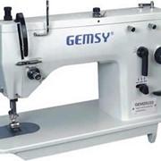 Gemsy GEM 20U63 Промышленная швейная машина зигзагообразной строчки фото