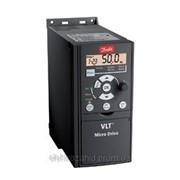 Преобразователь частотный Danfoss VLT Micro Drive FC 51 132F0028 фото