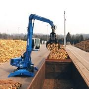Погрузчики лесные гидравлические TEREX|FUCHS MHL 360 фото