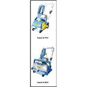 Робот-очиститель AquaCat PRO / AquaCat MAX, AquaCat PRO идеально подходит для частных и общественных бассейнов площадью до 500м², а AquaCat MAX для общественных бассейнов с длиной чаши до 50м (или площадью до 1.250м² фото