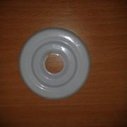 Розетки плоские белые для оросителей фото