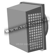 Вентиляционная решетка-вытяжка Канал-РВС-200. Решетки для круглых воздуховодов фото