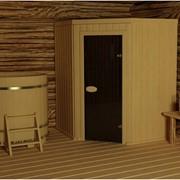 Дверь для бани 1 фото