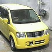 Хэтчбек 2 поколение MITSUBISHI EK SPORT кузов H82W год выпуска 2011 пробег 61 тыс км цвет желтый фото
