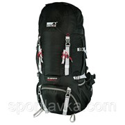 Рюкзак High Peak Sherpa 55+10 Black 921776 фото