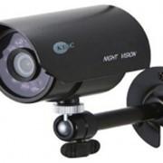 Черно белая видеокамера KPC-S35NV KT&C фото