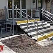 Вертикальная подъемная платформа для инвалидов в Новосибирске фото