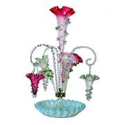 Декоративная ваза для обеденного стола фото