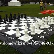 Аренда поля под шахматы 6х6м фото