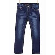 Трендовые джинсы синего цвета на флисе прямые 30 фото